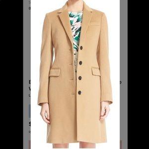 Burberry Camel Sidlesham Women's Coat